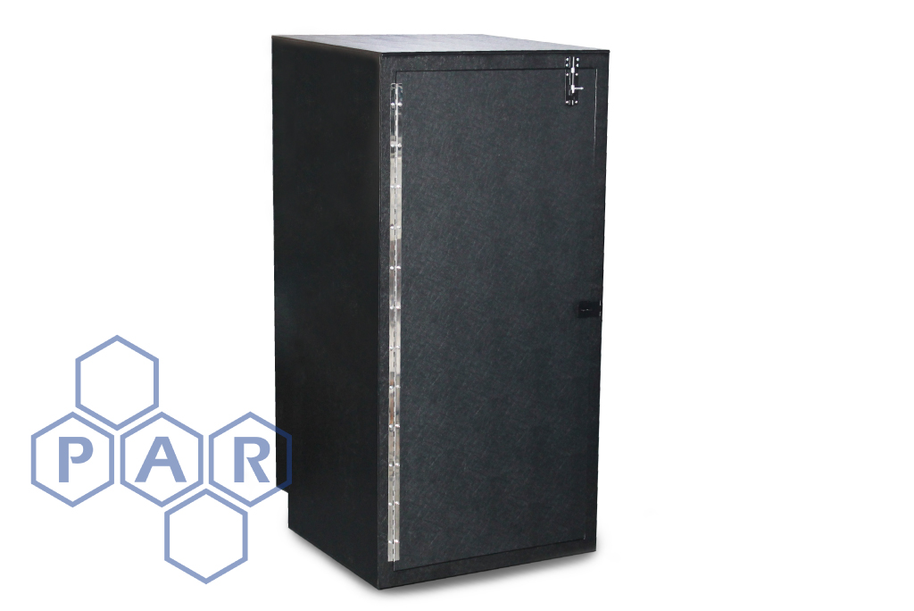 Polypropylene Cabinet with Lock