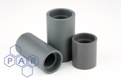Machined Plastic Pipe