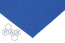 Blue Neoprene Coated Polyester