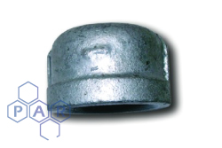 Galvanised Malleable Iron Blanking Cap