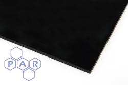 Hygienic Wall Cladding - Black