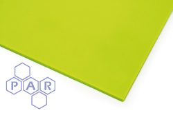 Hygienic Wall Cladding - Lime Green