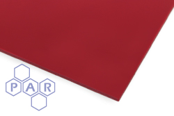 Hygienic Wall Cladding - Red