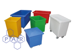 Mobile Plastic Bins