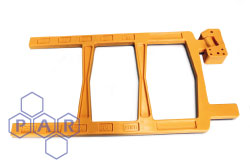 Universal Double Bar Safety Gate