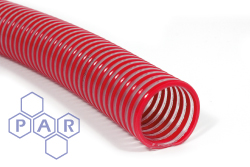6132 - Food Quality Red PVC Hose