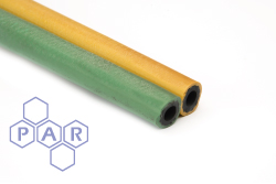 6353 - Green and Yellow Twin Welding Hose