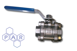 Ball Valves - Stainless Steel