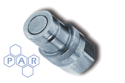 Snaptite 71 Series Coupling - Stainless Steel Nipple
