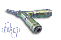 Air Flow Coupling - Twin Coupler