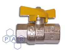 Ball Valves - British Gas Approved