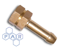 Oxyacetylene Brass Fitting - Left Hand
