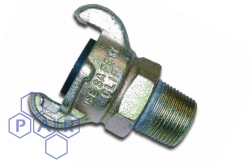 Compressor Claw Couplings - American - Male NPT
