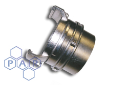Guillemin Type Coupling - Female BSPP with Locking Ring