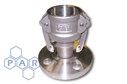 Stainless Steel Flanged Coupler