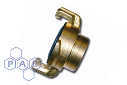Twist Hose Coupling - Female BSPP
