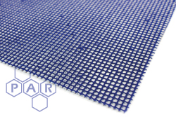 Blue PTFE Coated Glass Mesh