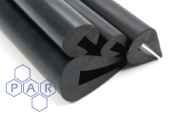 Capping Rubber Extrusions