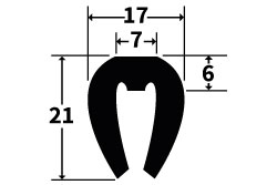 PARCAP1 - Dimensional Drawing