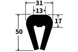 PARCAP4 - Dimensional Drawing