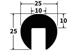 PARCAP6 - Dimensional Drawing