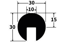 PARCAP7 - Dimensional Drawing