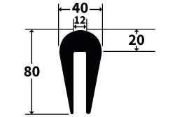 PARCAP9 - Dimensional Drawing