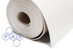 EPDM Rubber Sheeting - White Food Quality | PAR Group