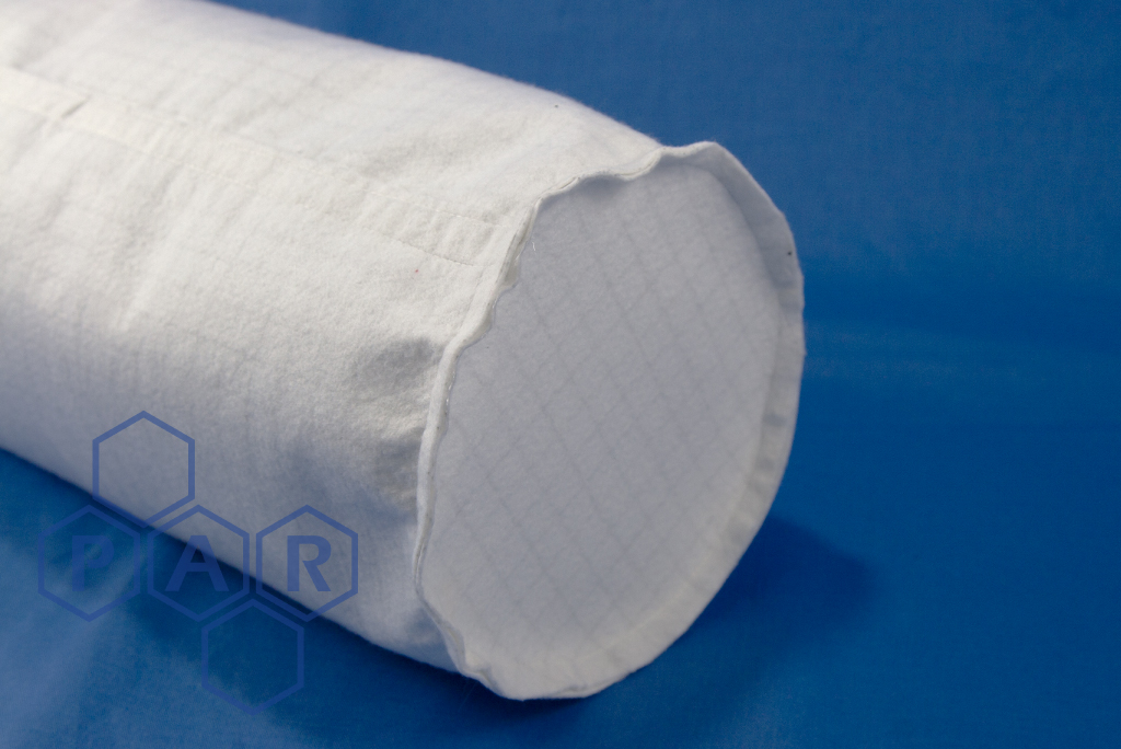 how to clean a filter sock