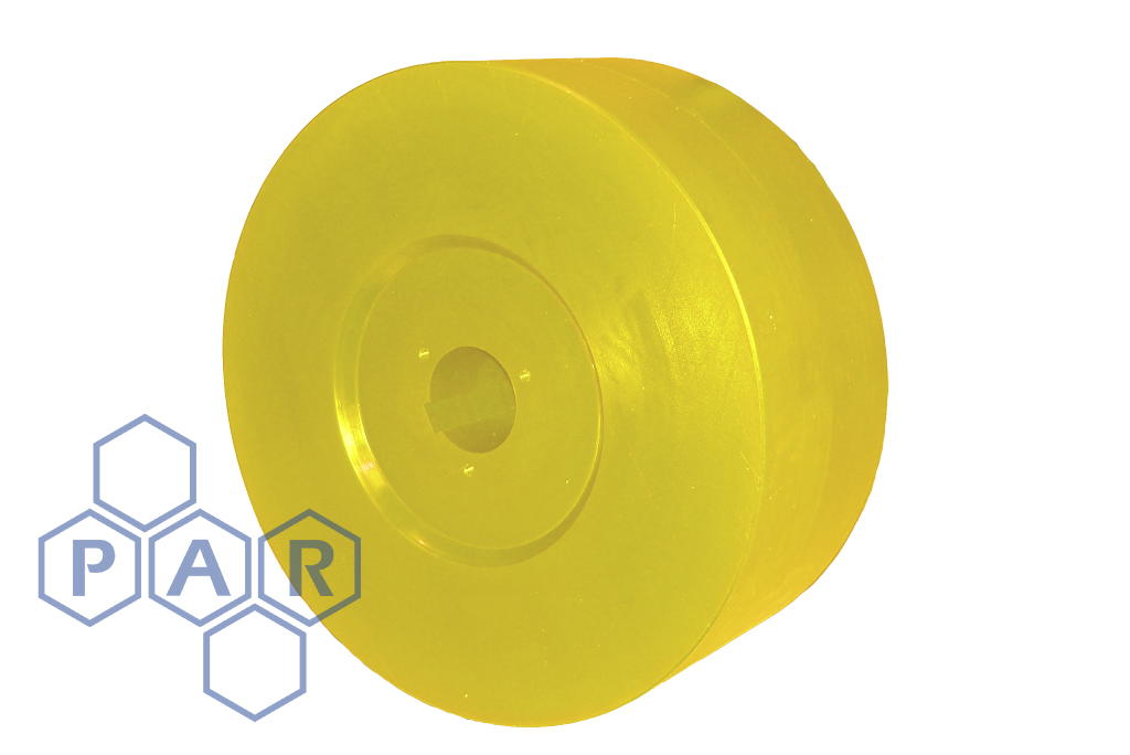 nylon rollers pulleys and trunnion wheels par group