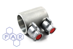 Aluminium Female Fire Coupling x Female Adaptor