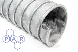 6527 - Glass Cloth Clip Ducting (400°C)