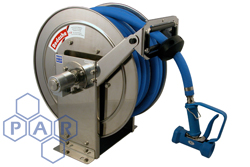 CCRHA-SS - Auto Rewind Stainless Steel Hose Reel