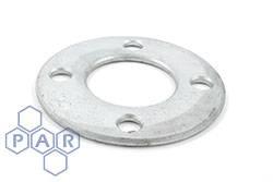 Plastic Pipework Flange Backing Rings