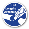 Cut Lengths Available