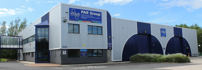 PAR Group Ltd - Preston Branch