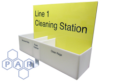 Shadow Boards - Cleaning Station Unit