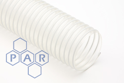 6523 - Medium Duty Clear PVC Ducting