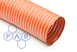 6512 - Silicone Glass Fibre Ducting (1 Ply)