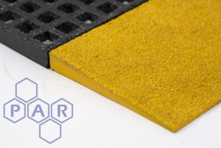 GRP Ramp for Grating