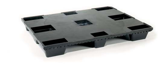 1200x800 Export PET Plastic Pallet