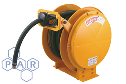 CRHA - Auto Rewind High Visibility Steel Hose Reel