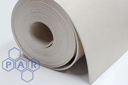 Natural White Rubber Sheeting