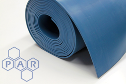 Silicone Rubber Sheeting - Metal Detectable