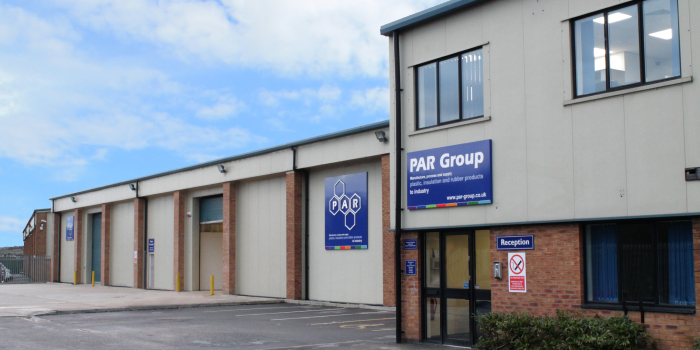 PAR Group Ltd - Manchester Branch