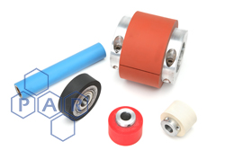 Rubber Roller and Wheel Coating