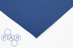 PE610BL - Blue PVC Coated Polyester
