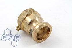 Type A - Brass Camlocks