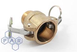 Type B - Brass Camlocks
