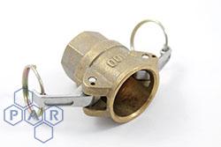 Type D - Brass Camlocks